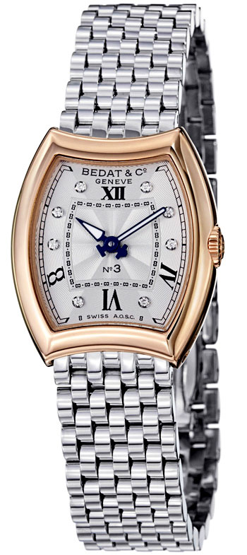 Bedat & Co No. 3 Ladies Watch Model 305.401.109