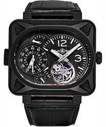 Bell & Ross Minuteur Men's Watch Model BR-MNUTTOURB-CA