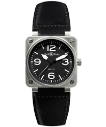 Bell & Ross BR01 Men's Watch Model BR01-92-BD-B-V-27