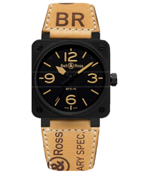 Bell & Ross Aviation Men's Watch Model BR01-92-HERITAGE