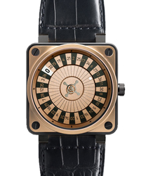 Bell & Ross BR01   Model: BR01-92CASINO-PGCA
