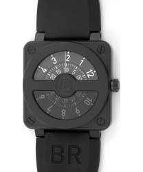Bell & Ross Aviation Men's Watch Model BR01-92COMPASS