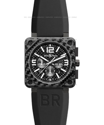 Bell & Ross BR01 Men's Watch Model: BR01-94-BD-Carbonfibre