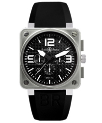 Bell & Ross Aviation Men's Watch Model BR01-94-TITANIUM
