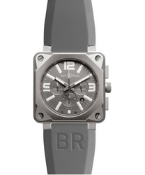Bell & Ross Aviation Men's Watch Model BR01-94PROTITNM