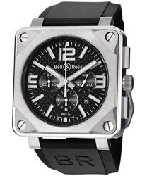Bell & Ross Aviation Men's Watch Model BR01-94TTNMCRBN