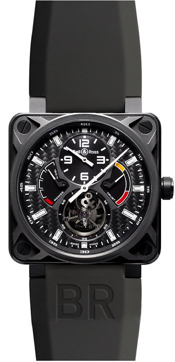 Bell & Ross BR01 Men's Watch Model BR01Tourbillon