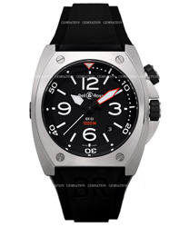 Bell & Ross Marine   Model: BR02-92-Steel