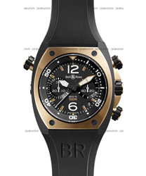 Bell & Ross BR02 Men's Watch Model: BR02-94-BD-PG-Carbon