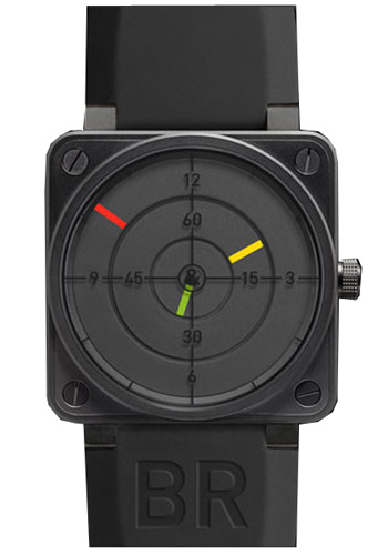Bell & Ross Radar Men's Watch Model BR03-92RADAR