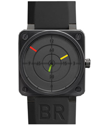 Bell & Ross Radar Men's Watch Model: BR03-92RADAR