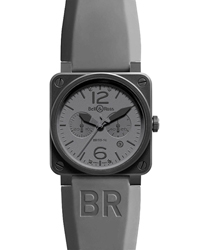 Bell & Ross Aviation Men's Watch Model BR03-94Commando