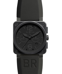 Bell & Ross Aviation Men's Watch Model BR03-94PHANTOM