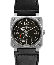 Bell & Ross Aviation Unisex Watch Model: BR03-97-POWER-RESERVE