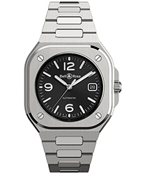 Bell & Ross BR 05 Men's Watch Model: BR05A-BL-ST-SST