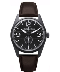 Bell & Ross Vintage Men's Watch Model BR123-OCARB