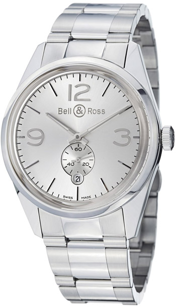 Bell & Ross Vintage Men's Watch Model BR123-OF