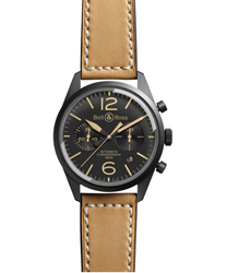 Bell & Ross Vintage Men's Watch Model: BR126-HERITAGE