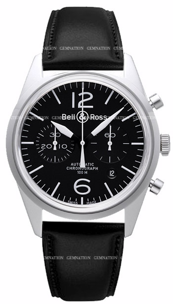 Bell & Ross Vintage Men's Watch Model BR126-OB