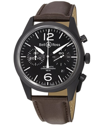Bell & Ross Vintage Men's Watch Model BR126-ORIGCARBO
