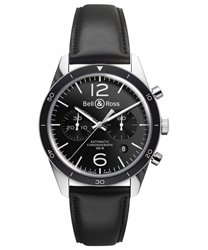 Bell & Ross Vintage Men's Watch Model BR126-Sport-Black
