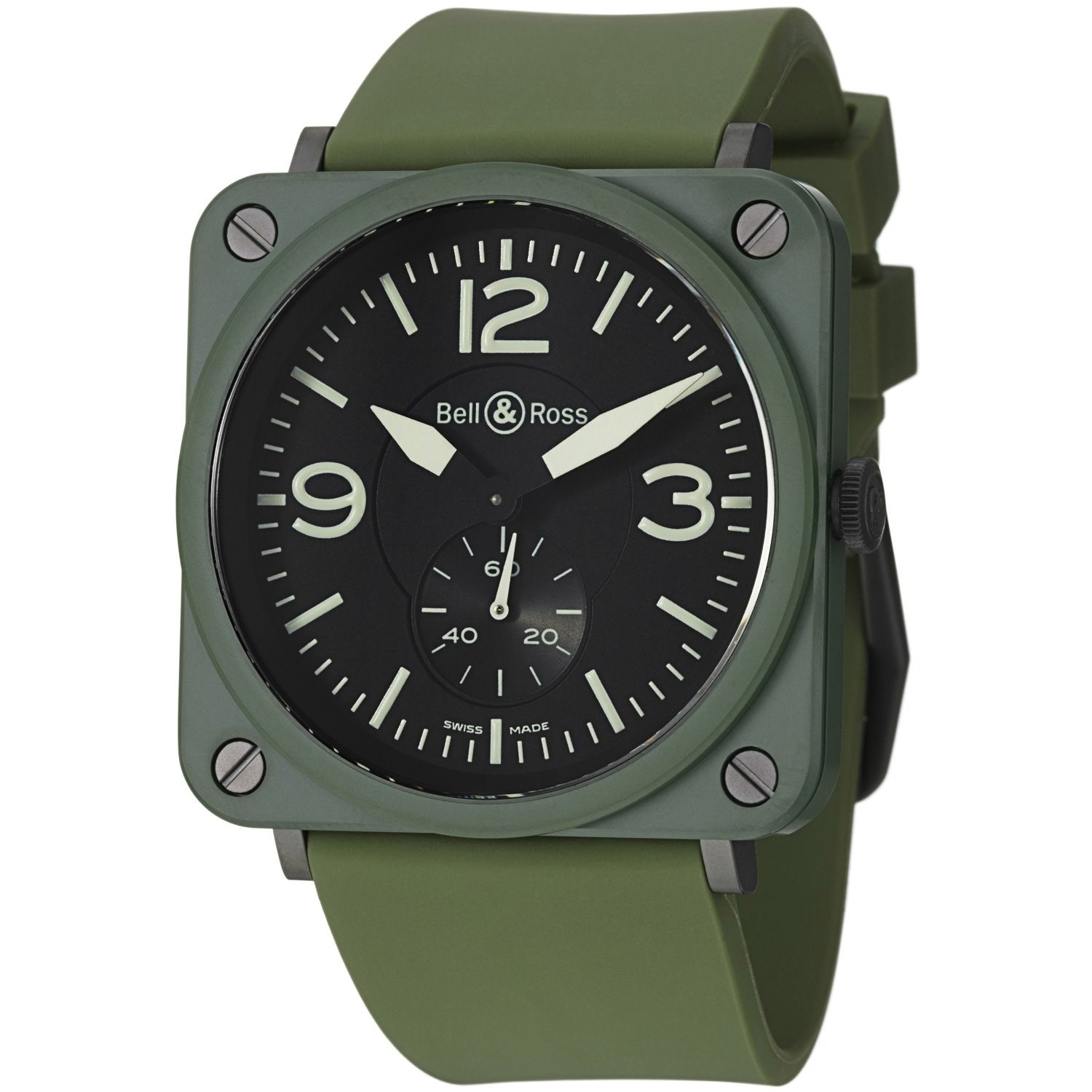 bell ross aviation brs brs military ceramic unisex watch model brs mltrycrmcrb. Black Bedroom Furniture Sets. Home Design Ideas