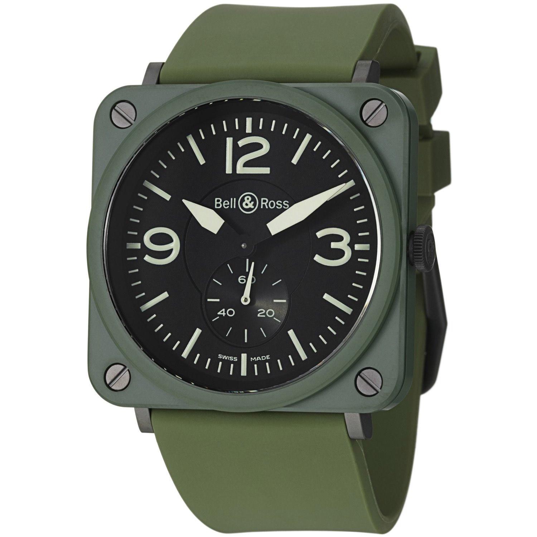 bell ross aviation brs brs military ceramic unisex watch model brs mltrycrmcrb. Black Bedroom Furniture Sets. Home Design Ideas