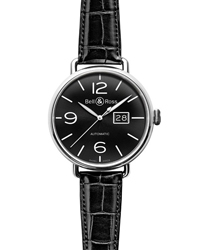 Bell & Ross Vintage Mens Wristwatch Model: BRWW1-96-GRAND-DATE