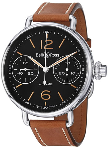 Bell & Ross Vintage Men's Watch Model BRWW1-CHRNOHERT