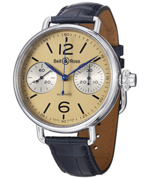 Bell & Ross Vintage Men's Watch Model: BRWW1-CHRNOIVOR