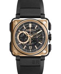 Bell & Ross Aviation Men's Watch Model: BRX1-CE-PG