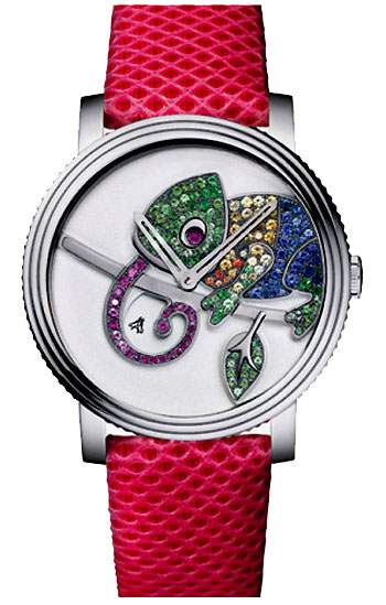 Boucheron Crazy Jungle Ladies Watch Model WA010204