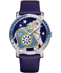 Boucheron Crazy Jungle Ladies Watch Model WA010221