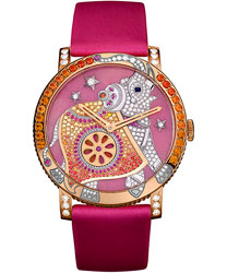 Boucheron Crazy Jungle Ladies Watch Model WA010222