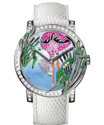 Boucheron Crazy Jungle Ladies Watch Model WA010225