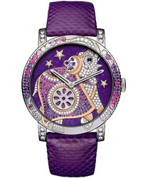 Boucheron Crazy Jungle Ladies Watch Model WA010234