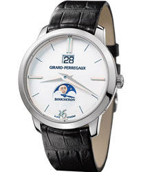 Boucheron Limited Edition Girard Perregaux Hommage a Boucheron Men's Watch Model: WJDKF0564