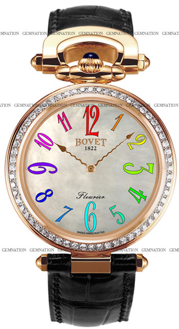 Bovet Rainbow Ladies Watch Model 39-FL0829