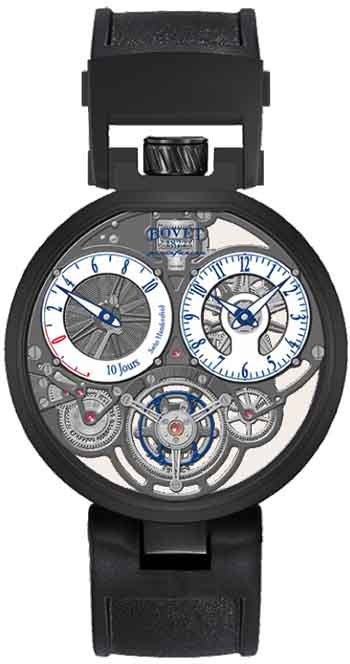 Bovet OttantaSei 10 Day Tourbillon Men's Watch Model  TPINS003