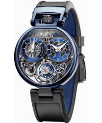 Bovet OttantaSei 10 Day Tourbillon Men's Watch Model: TPINS020
