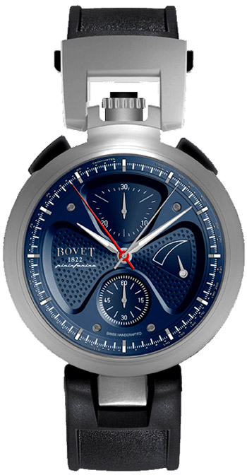 Bovet Sergio Split Second Chronograph Men's Watch Model SEPIN002