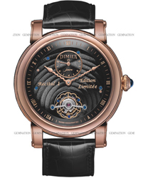 Bovet Dimier-Recital-1 Mens Wristwatch