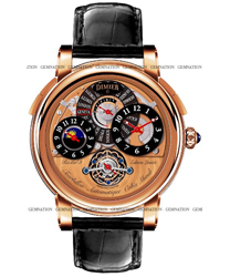 Bovet Dimier Recital 3 Men's Watch Model Dimier-Recital-3-RG