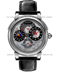 Bovet Dimier Recital 3 Men's Watch Model: Dimier-Recital-3