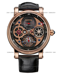 Bovet Dimier Recital 4 Mens Wristwatch