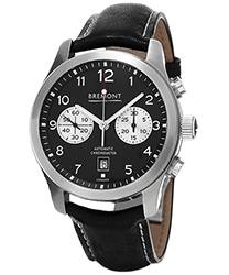 Bremont Classics Men's Watch Model: ALT1-C-BK