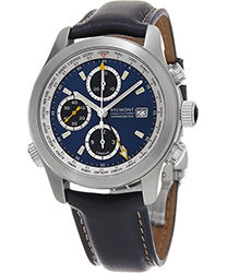 Bremont World Timer Men's Watch Model: ALT1-WT-BL
