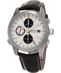 Bremont World Timer Men's Watch Model: ALT1-WT-WH