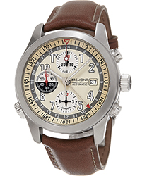 Bremont Zulu Men's Watch Model ALT1-Z-CR