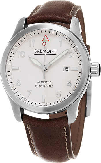 Bremont Solo Men's Watch Model SOLO-WH-SI